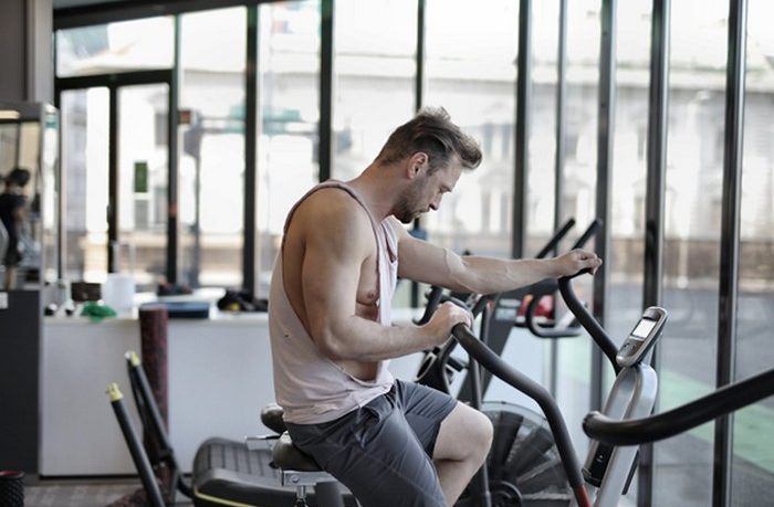kardio aeróbne cvičenia