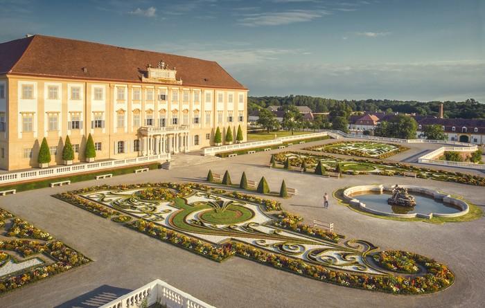 Schloss Hof © SKB_Astrid Knie © SKB_Severin Wurnig