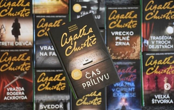 Agatha Christie knihy