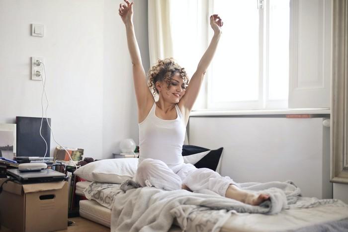 ako sa lepšie vyspať?