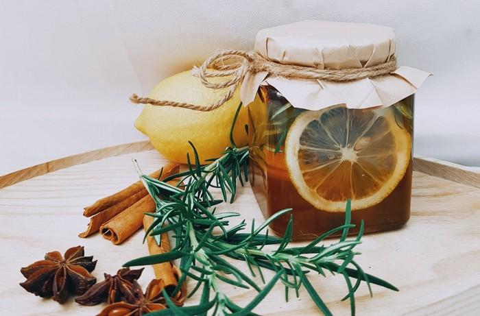 recepty na medové sirupy