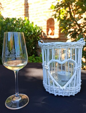 pohár vínka