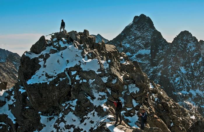 Slovenský vrchol Rysov, Tatranské záhady