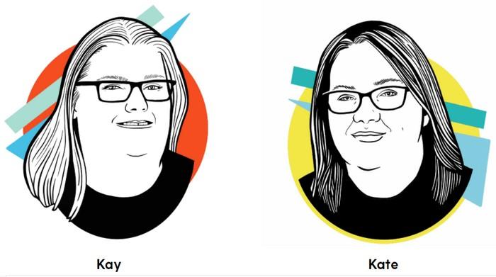 Kay a Kate