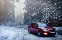 auto v zime myslite na základnú výbavu
