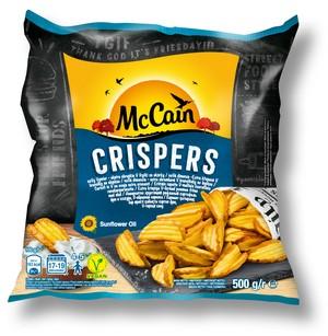 hranolčeky Crispers od McCain