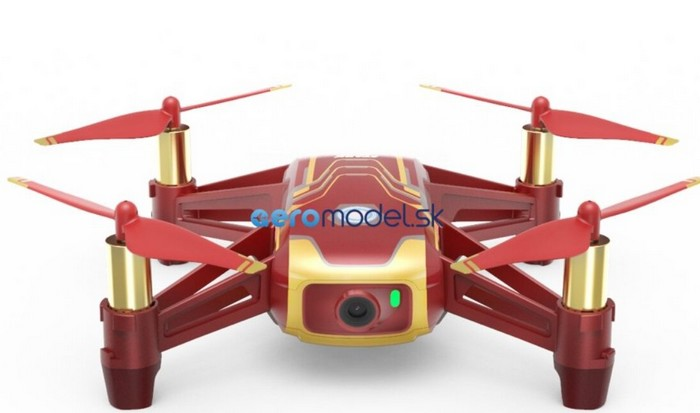 kúpa dronu
