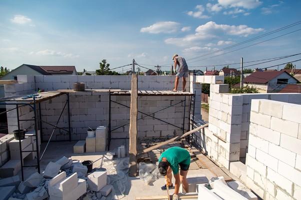 čo treba na stavbu rodinného domu?