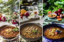 polievky z prírodných surovín od Podravky