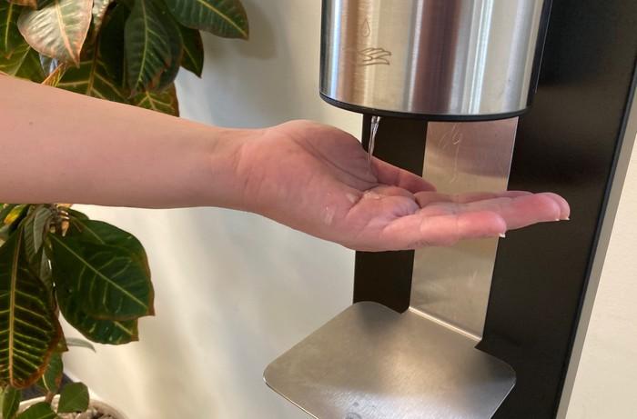 efektívna dezinfekcia rúk