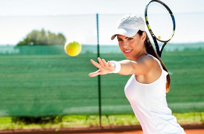 ako tráviť voľný čas - tenis