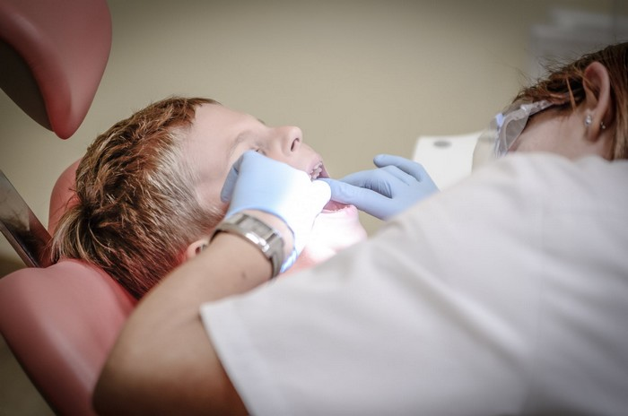 starostlivosť o ústnu dutinu