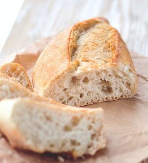 látkový košík na pečivo a chlieb