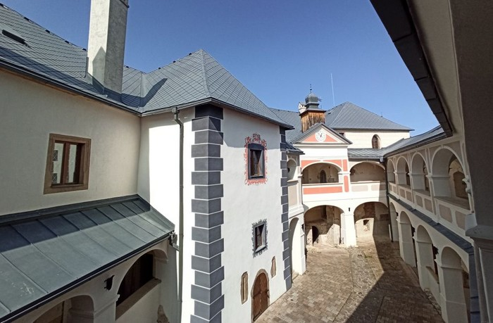 Hrad Ľupča