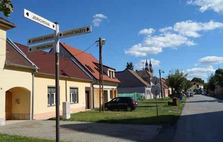 10 kuriozít Trnavy - ulica Jerichová
