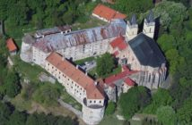Hronský Beňadik kláštor a gotický kostol