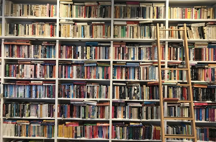 triky pre domácu knižnicu