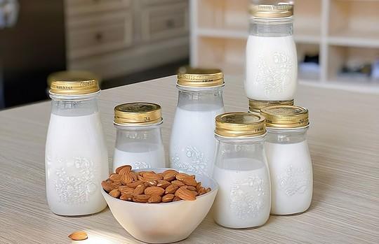 sójové mlieko vegánske náhrady