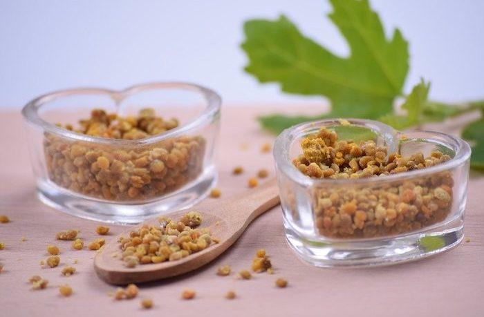 liečivý včelí peľ