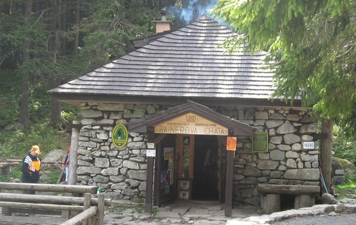 Rainerova chata Tatry