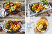 streetfoodové recepty