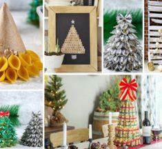 Nechcete kupovať vianočný stromček? Tieto alternatívy tiež navodia magickú atmosféru