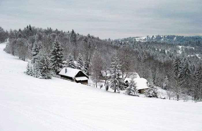 vianoce na Kysuciach