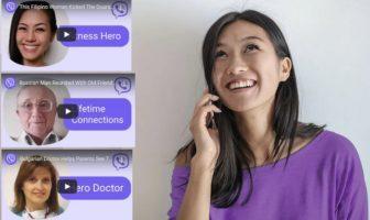 viber hrdinovia v obľúbenej aplikácii