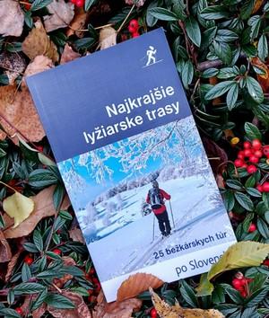 knihy Najkrajšie lyžiarske trasy na bežkovanie