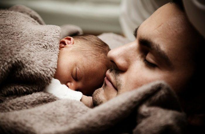 vplyv otca na zdravie dieťaťa