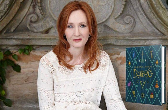 J.K.Rowlingová a Ikabog