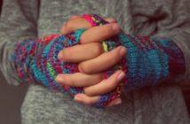 ako si zohriať studené ruky alebo nohy