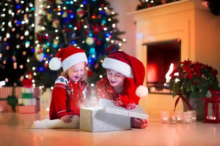 oblečenie pod vianočný stromček
