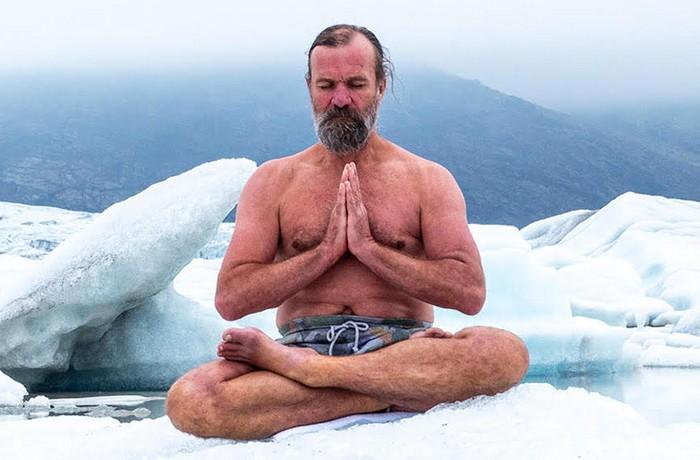 Wim Hof Ľadový muž