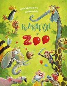 januárové knižné novinky - Karneval v ZOO