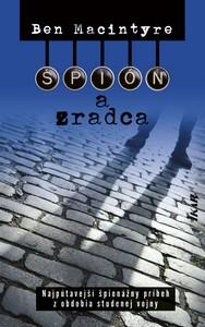 januárové knižné novinky - Špión a zradca