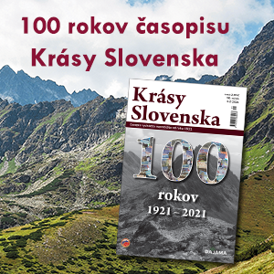100 rokov časopisu Krásy Slovenska