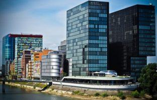 vzhľad budovy