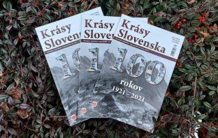 časopis o krásach Slovenska