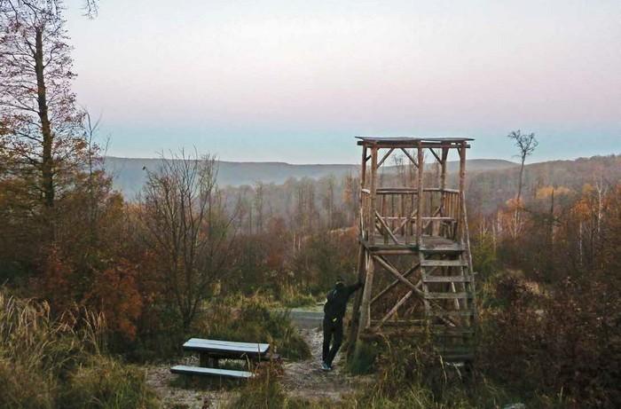 bratislavské kopce Drieňovec