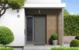 chráňte sa kvalitnými vchodovými dverami