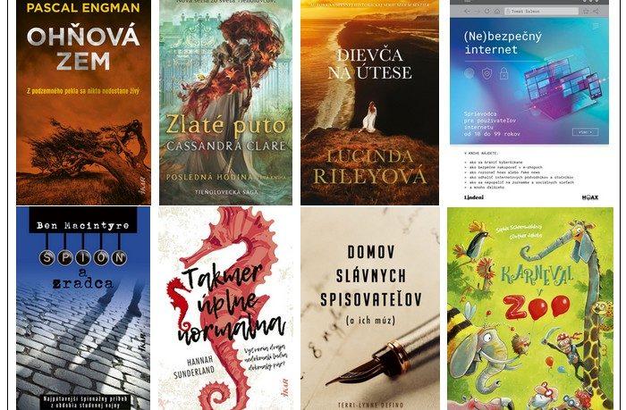 januárové knižné novinky 8 tipov