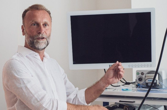 Ladislav Kužela gastroenetrológ