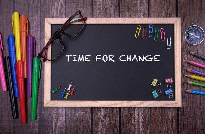 zmeňte život k lepšiemu