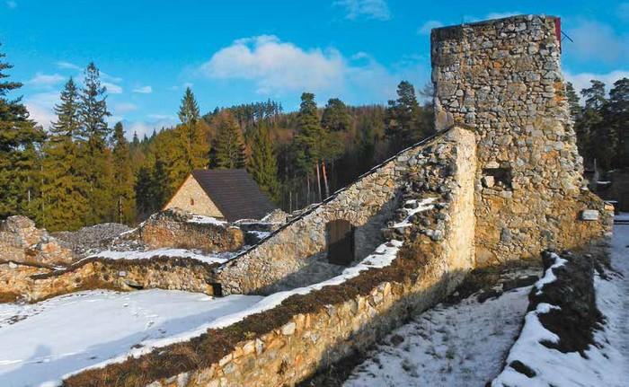 prechod cez Slovenský raj