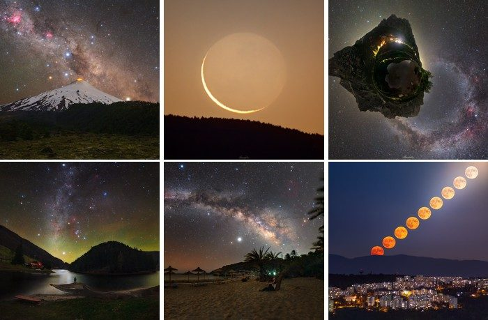 fotky astrofotografa Tomáša Slovinského