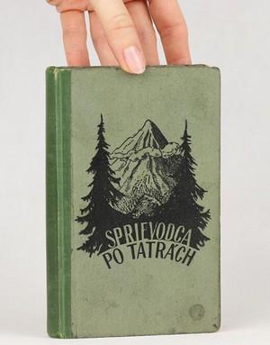 kniha Sprievodca po tatrách