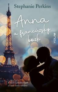 februárové knižné novinky - Anna a francúzsky bozk