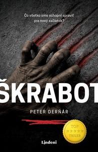 februárové knižné novinky - Škrabot