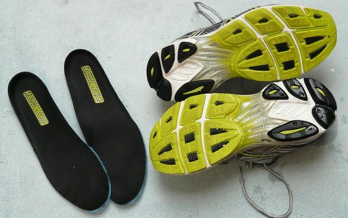 správne vložky do topánok na šport